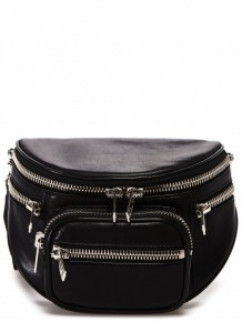 Alexander Wang multi-zip crossbody bag