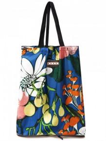 Marni printed tote bag