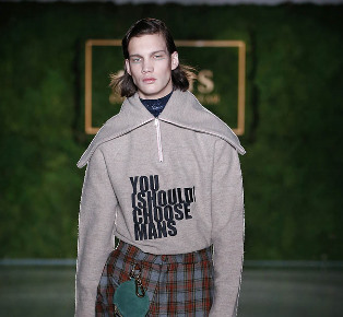 Mens Concept Menswear FW19 The Awarded Collection