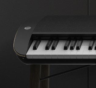 Beopiano A digital piano design by Soo Mok