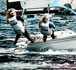 Sailing Stories from athletes Henken Scutt