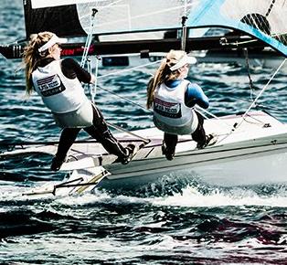 Sailing Stories from athletes Henken Scutt