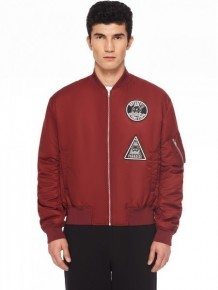 MCQ Alexander Mcqueen patches jacket