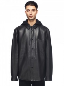 Alexander Wang Black Leather Jacket