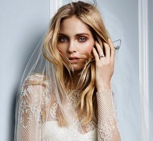 Monique Lhuillier 2015 Bridal Ad Campaign