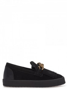 Giuseppe Zanotti black low top sneakers