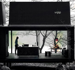 VIPP SHELTER LIVING IN A PRODUCT