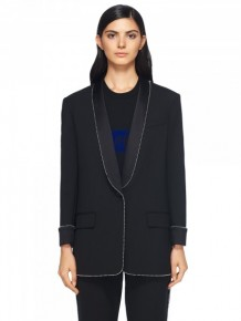Alexander Wang Black Suit Jacket
