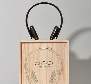 Kreafunk Innovative Wireless Headphone Product Design
