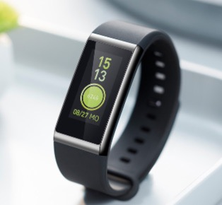 A fitness sleep and heart rate tracker design award