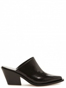 BARBARA BUI pointed mule pumps