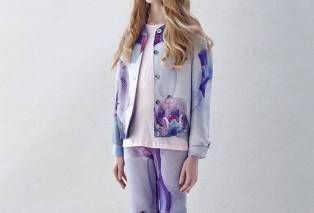 Blue Orchid Jacket