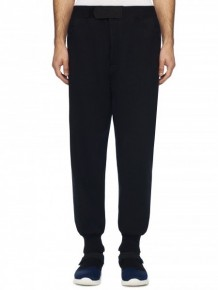 Alexander Wang Black Casual Trousers