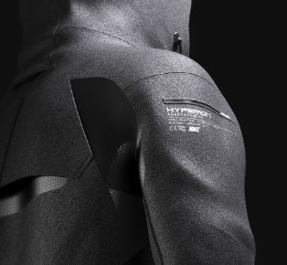 Nike Advanced Training Jacket Concept by Joseph Cooper