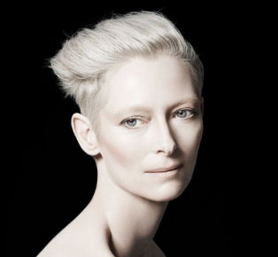 Nars X Tilda Swinton Eye Opening Act Spring 2015 Make up Collection ...