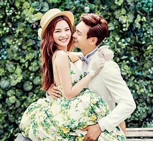 Latest Korean Pre Wedding Concept 2016