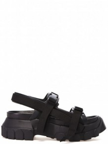 Rick Owens Babel Tractor sandals