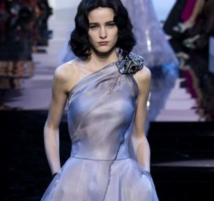 Armani Prive Couture Spring 2016 Paris Fashion Week