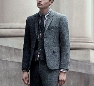 Thom Browne X Mr Porter AW14 Capsule Collection