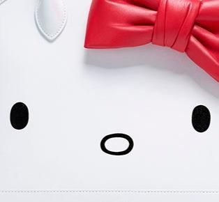 Ville Bag de Balenciaga x Hello Kitty