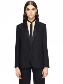 RED Valentino Black Suit Jacket