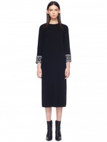 KENZO Black Maxi Dress