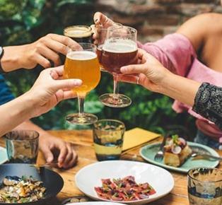 New El Sainete Restaurant in Ponzano: beer pairing
