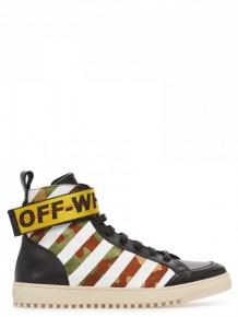 OFF WHITE Sneakers kedy krossovki print