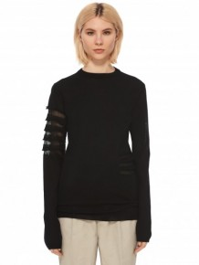 Rick Owens black sweater