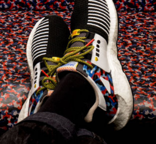 Adidas On foot valid yearly train ticket