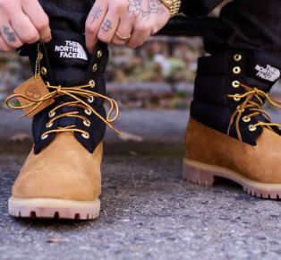 The NorthFace X Timberland See you tomorrow