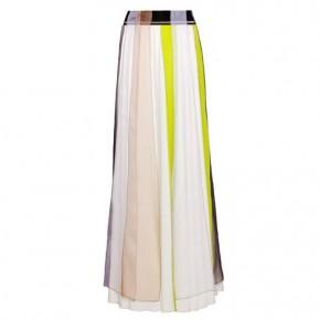 Silk Evening Skirt