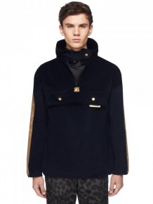 Astrid Andersen Velvet Hoodie Jacket