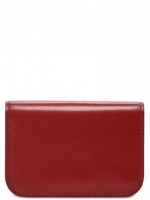 Maison Margiela leather business card holder
