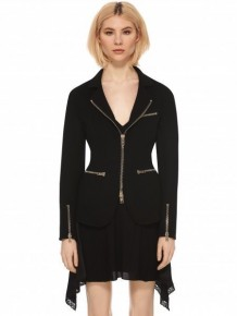 Alexander Wang zipped suit jacket