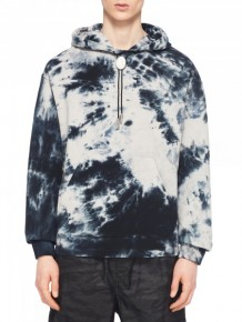 Alexander Wang Cotton hoodie with print