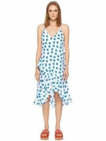 KENZO flower print tank dress