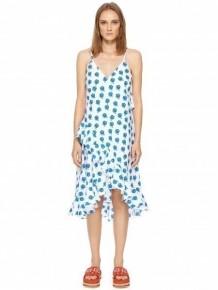 KENZO flower print tank dress