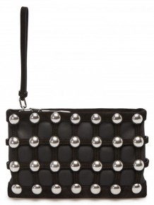 Alexander Wang Cage Pouch Clutch