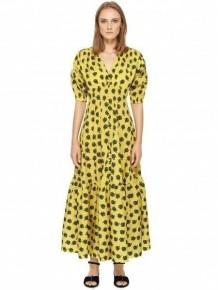 KENZO Rose print dress