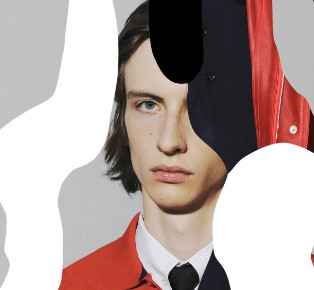 Nicolas Santos Artwork for Dior Homme SS2016 Collection