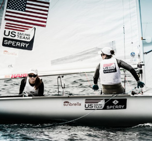Sailing Stories from athletes Haeger Provancha