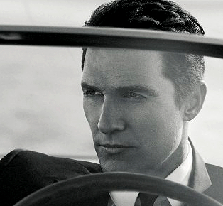 Matthew McConaughey X Dolce & Gabbana The One fragrance campaign