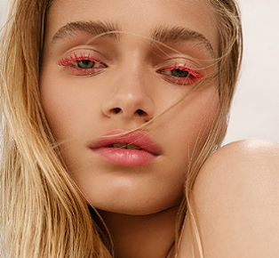 Pink blossom makeup tips 2018 spring romance