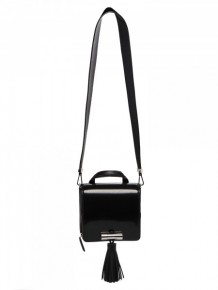 KENZO Black Sailor Shoulder Bag