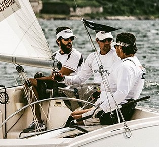 Sailing Stories from athletes Doerr Kendell Freund