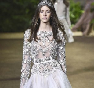 Elie Saab Couture Spring 2016 Paris Fashion Week