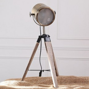Vintage Film Tripod Lamp stand