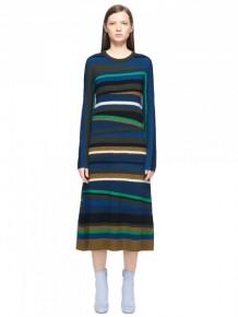 KENZO Broken Stripes Dress
