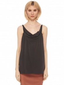 Rick Owens Grey Tank Top